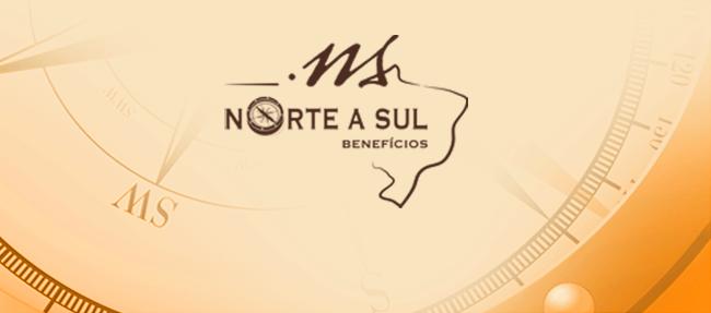Logo da Norte a Sul Benefícios.